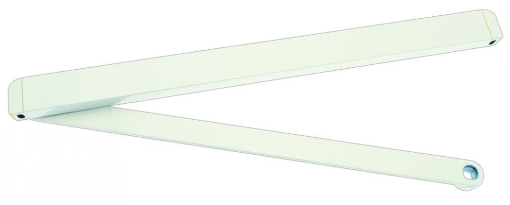 Bras coulisse G.N pour TS 91/ 92/ 93 DORMA - Blanc - 64010011