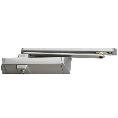 Ferme-porte TS90 bras coulisse coupe-feu DORMA - argent - force 3 / 4 variable - 10200401
