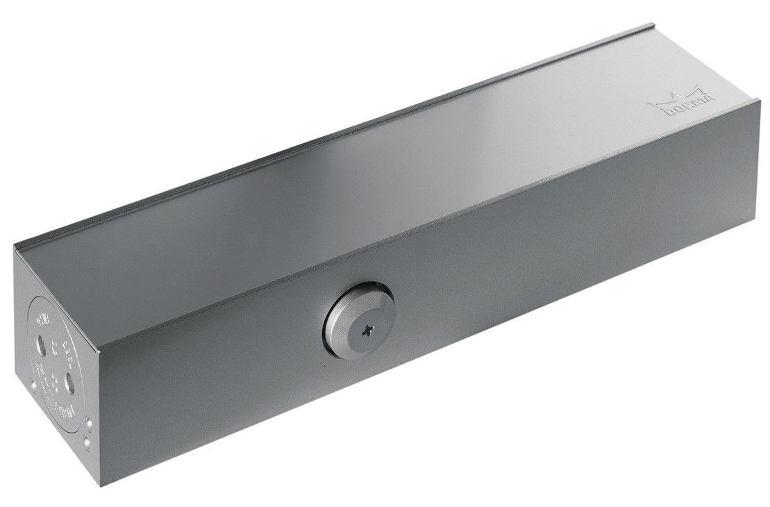 Ferme-porte TS83 DORMA - Argent - Sans bras - Force 2 à 6 - 38010101