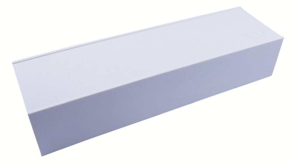 Ferme-porte TS72 DORMA - Blanc - Sans bras - Force 2 à 4 - 22232111