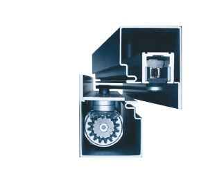 Ferme-porte encastré ITS96 DORMA - Force 2/4 EN - Sans bras axe standard - 52350150