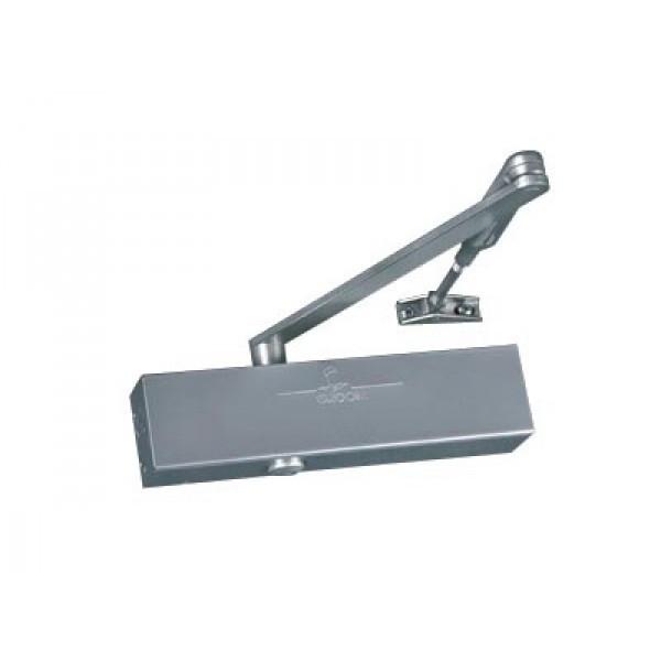 Ferme-porte GR300 Force 2 à 6 GROOM - bras compas - blanc - CE EN1154 - GR300317