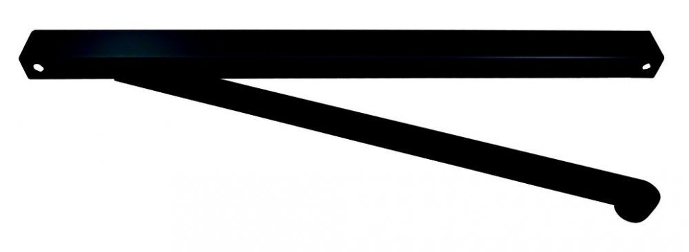 Bras à coulisse pour ferme-porte TS3000 et TS5000 GEZE - Noir - 119580