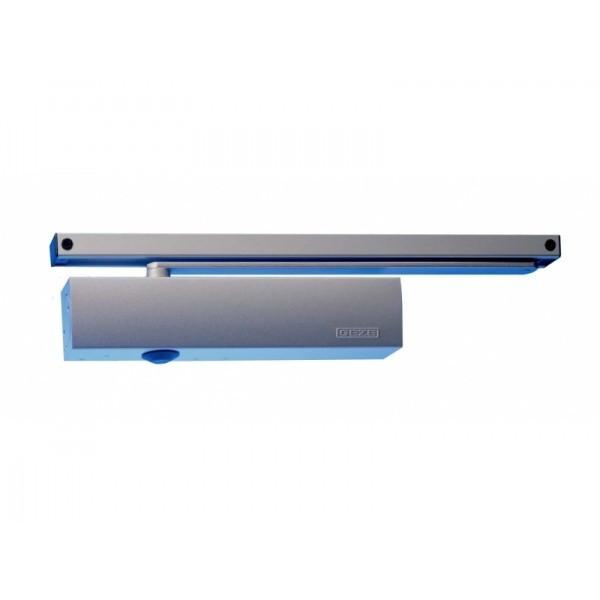 Ferme-porte TS5000 GEZE - Force réglable 2 à 6 - Sans bras - Argent - 027333