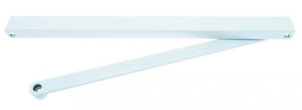 Bras à coulisse pour ferme-porte TS3000 et TS5000 GEZE - Blanc - 033098