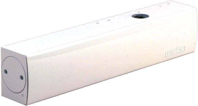 Ferme-porte TS4000 GEZE - Force réglable 1 à 6 - sans bras - Blanc - 102791