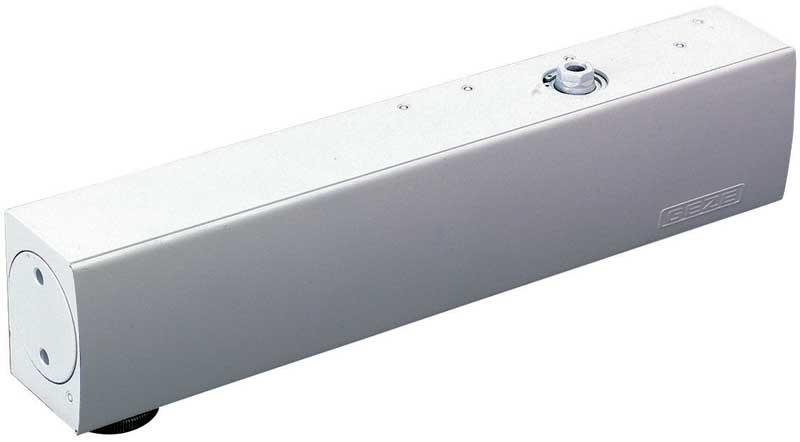 Ferme-porte TS5000 GEZE - Force réglable 2 à 6 - Sans bras - Blanc - 027335