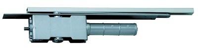 Ferme-porte PH90 + Glissière 4 CAVERS ISEO - Force 4 - 392029