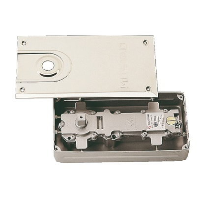 Plaque de recouvrement standard NORMBAU - Inox brillant - 192A022
