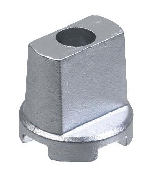 Axe rectangulaire standard 193 AXE2STD NORMBAU - 3050705102