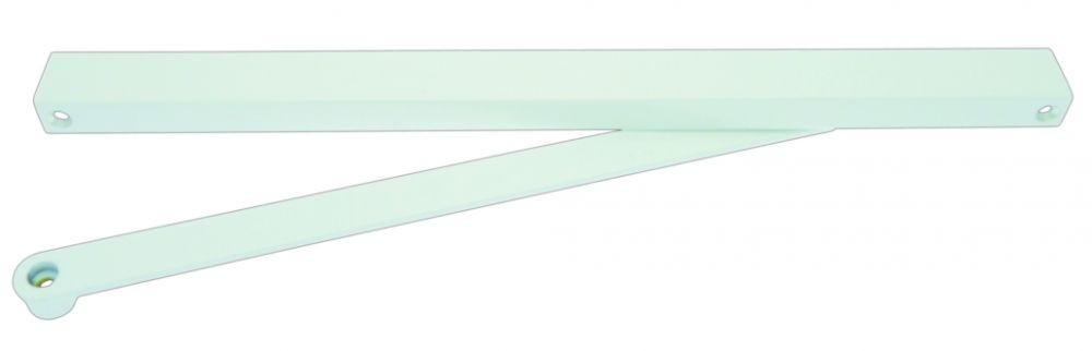 Bras à coulisse pour ferme-porte TS2000 et TS4000 GEZE - Blanc - 102535
