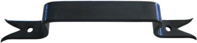 Poignée de volet queue de carpe Z TORBEL Noir - P38503600
