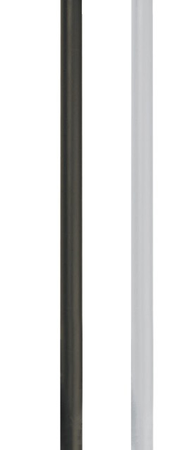 Tube tubrain alu noir L.2700 Ø14 mm TORBEL - 04P227J