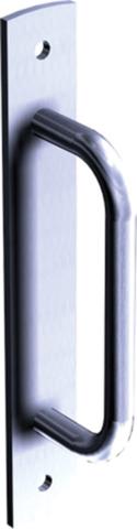 Poignée sur platine 265 mm MANTION - 1297