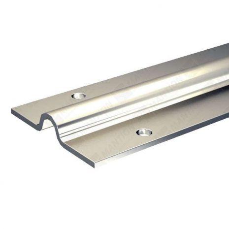 Rail à visser en acier galvanisé MANTION Ø20 L.3m - 20020RV/3
