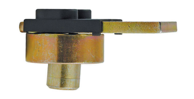 Pivot haut à souder Ø 50 AVL - Charge 500 kg - 7066H