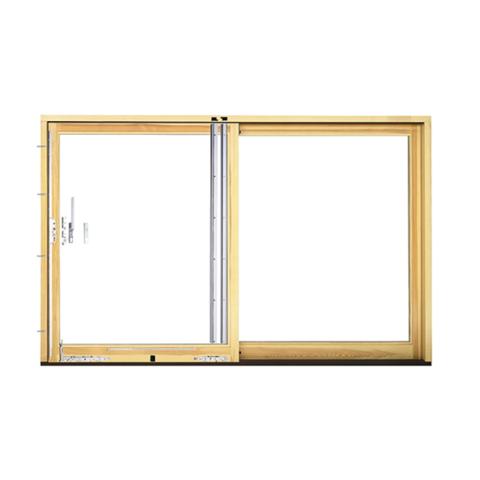 Syst me de porte coulissante portal s rie hs siegenia chassis bois sie0 - Porte coulissante mecanisme ...