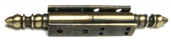 Paumelle 270A de 70 QDCR V.Laiton(57) - PU70XF07
