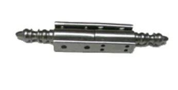 Paumelle 270A de 70 QDCR Fer patiné(52) - PU70XF30
