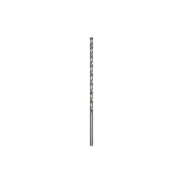 Foret HSS M2 série extra-long RISS - Ø 4.5 mm - longueur utile 125 mm - 3016V000450