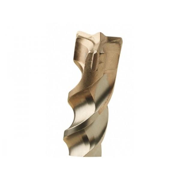 Foret Booster SDS-PLUS DIAGER - Ø 6 mm - L.160 mm - 3 Taillants - 113D06L0160