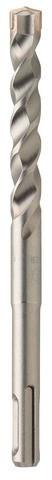 Foret Booster SDS-PLUS DIAGER - Ø 6.5 mm - L.160 mm - 3 Taillants - 113D6.5L0160