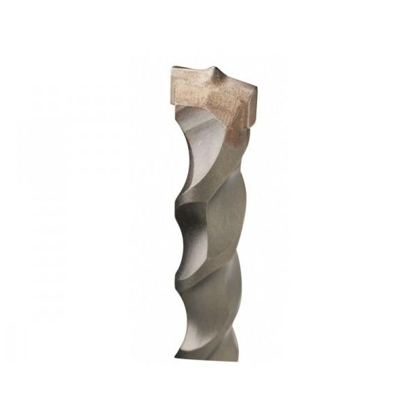 Foret béton 2 taillants SDS+ - DIAGER - Ø 18 mm - L.260 mm - Twister plus -110D18L0260