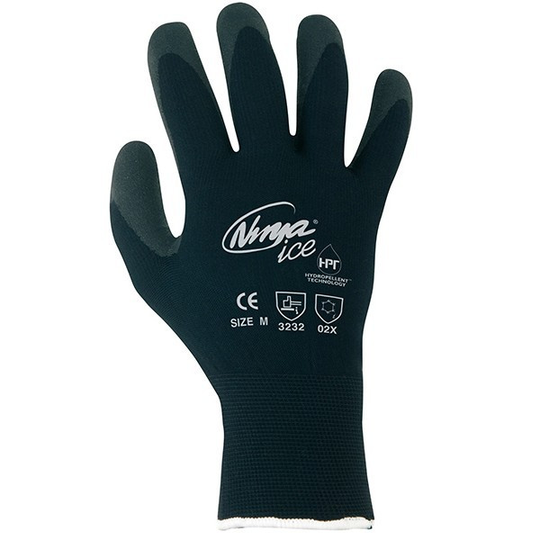 Gant Ninja Ice spécial froid double couche SINGER - Taille 9 - NI00L