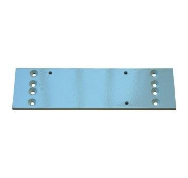 Plaque support pour ferme-porte GROOM FERMETURES - QPE06007