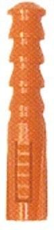 Boîte 20 chevilles sans collerette R14 orange R.A.M SA - Ø14 mm - L.69 mm - 9066