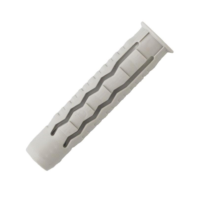 Boîte 100 Chevilles nylon quadruple expansion GX SCELL-IT - Ø 8 x 40 mm pour vis de 4.5-6 - GX08