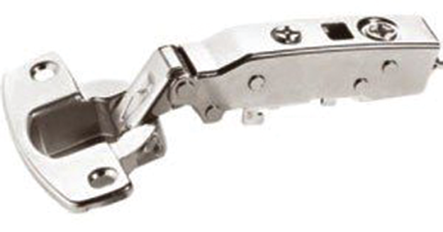 Charnière Sensys HETTICH - amortisseur intégré - 110°- 405350