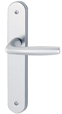 Ensemble garniture de porte HOPPE - ligne Roissy - 407520