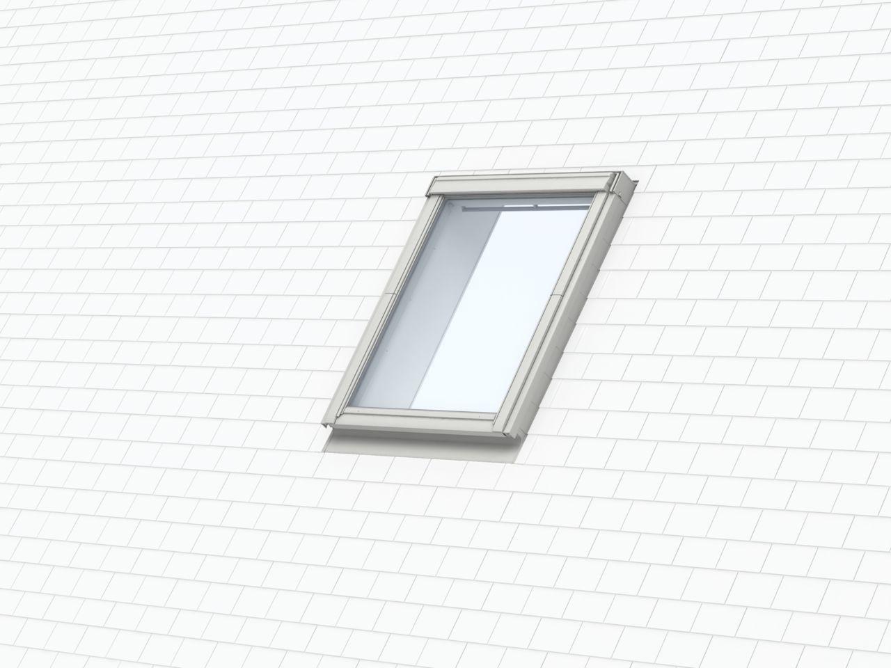 Raccord de remplacement VELUX pour anciennes fenêtre de toit Velux - Sur ardoises - EL