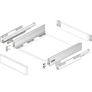 Kit complet tiroir Innotech - HETTICH - hauteur 70 mm - 405350