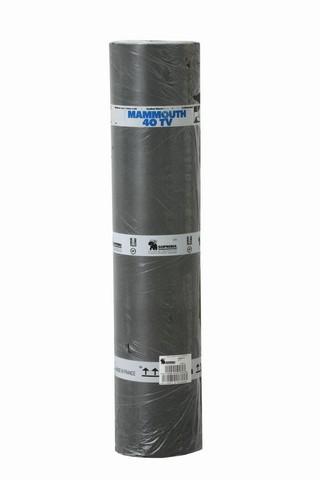 Chape de bitume armée Mammouth 40TV SOPREMA - 10 x 1m - 66149