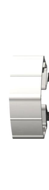 Joint Euro Pare-Doigts + Kit A 50-90 198 cm ELTON - Blanc - 805301198