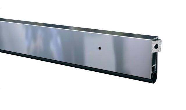 Plinthe automatique ELLEN-MATIC2 aluminium ELTON 103 cm - 1807155