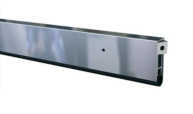 Plinthe automatique ELLEN-MATIC2 aluminium ELTON 93 cm - 1807154