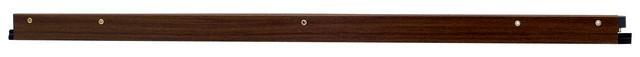 Plinthe prestige 45KPR JOURJON 73 mm - Faux bois - 45333