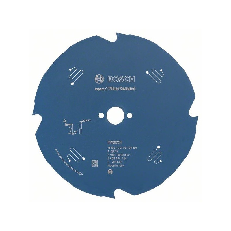 Rangement de lames de scie circulaire Le carnet du bois