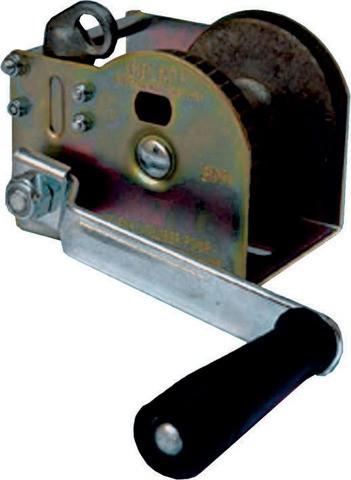 Treuil 9 à cliquet sans câble LEVAC - N1 - Force halage 985 kg - 6400E