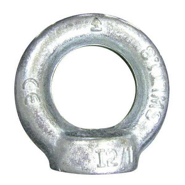 Anneau de levage Femelle LEVAC - Ø 6 mm - Ø intér. 20 mm - DIN.582 - CMU 70 kg - 5026AG