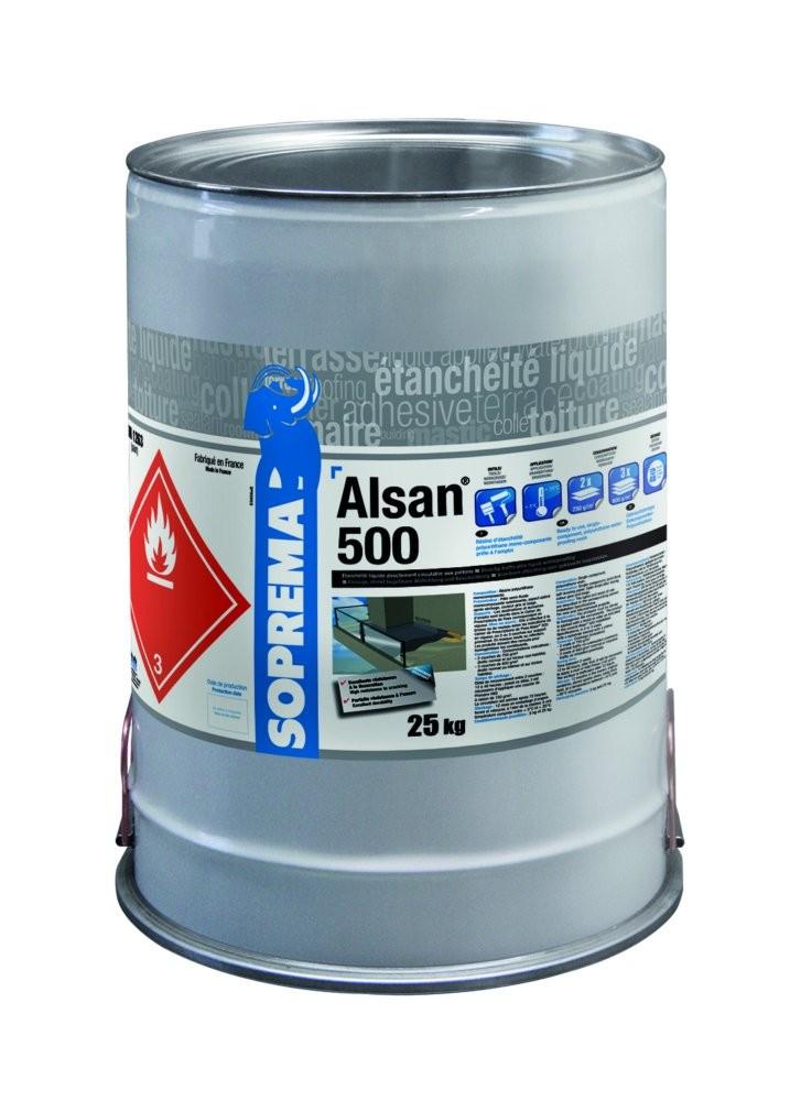 Résine Alsan 500 SOPREMA - en bidon - QPE06066