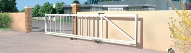 syst me rail mantion pour portail alu porte faux 486000 ferrure de portail coulissant. Black Bedroom Furniture Sets. Home Design Ideas