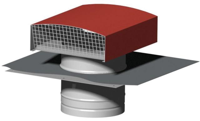 Chapeau de toitures ANJOS - 606