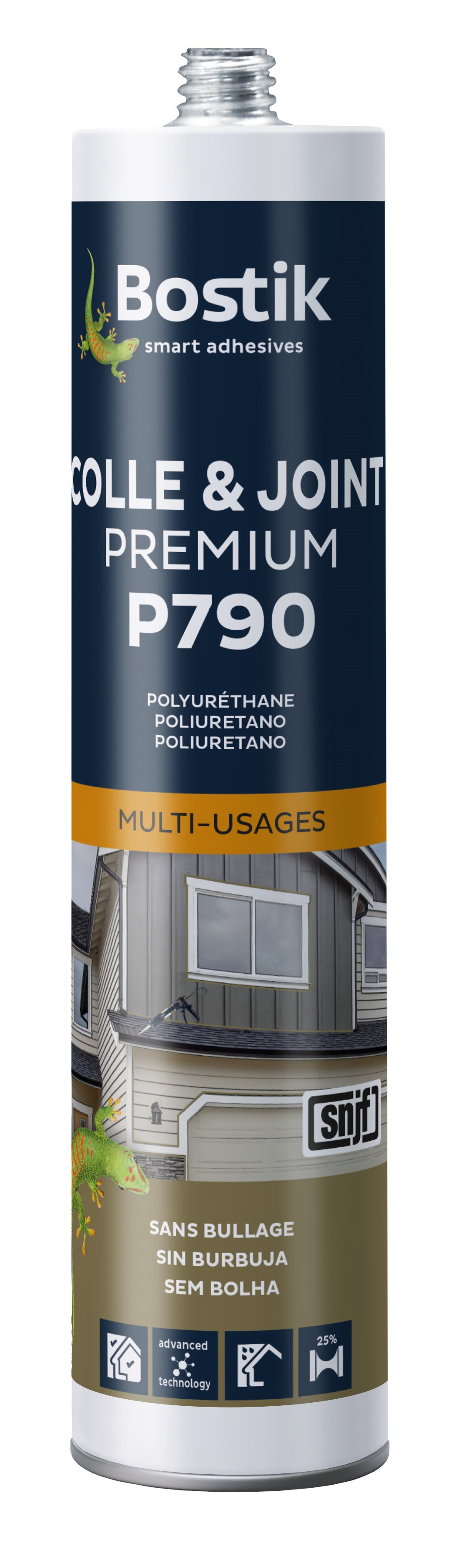 Colle et joint Premium P790 BOSTIK - 3061637