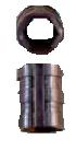 Boîtier pour tringle à larder MAP MASSARD - 8x5 mm - QPE08116