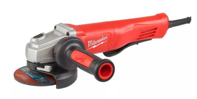 Meuleuse 1250W 125 mm AVS/DMS AGV 13-125 XSPDE MILWAUKEE - 4933451578
