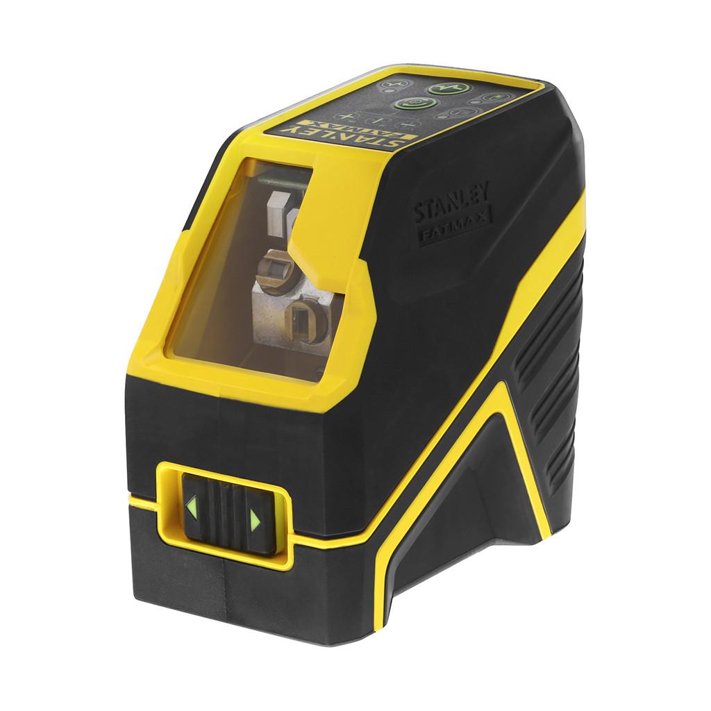 Niveau laser croix FCL-G Fatmax vert STANLEY - FMHT77586-1